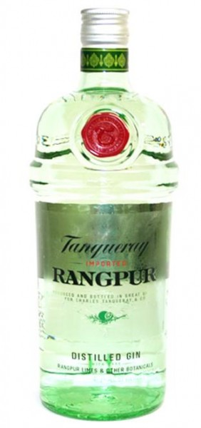 Tangueray Rangpur 41,3% vol Lime distilled Gin 1,0 l