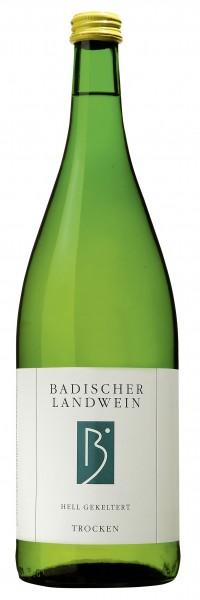 Badischer Landwein trocken WG Bischoffingen Kaiserstuhl 1,0 l