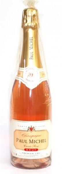 Champagner Paul Michel Rose Brut Premier Cru 0,75 l