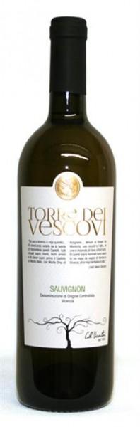 Sauvignon blanc Torre dei Vescovi Vicenza DOC Veneto 0,75 l