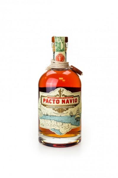 Havana Club Pacto Navio 40% vol. Sauternes Cask 0,7l