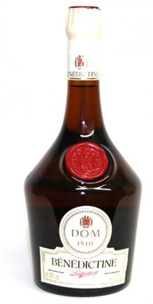D.O.M Benedictine Liqueur 40% vol. Franz.Kräuterlikör 0,7 l