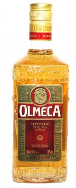 Tequila Olmeca Gold 38% vol. Mexikanisches Nationalgetränk 0,7 l