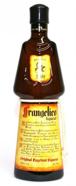 Frangelico Haselnuß Likör 20% vol. aus Piemonte 0,7 l