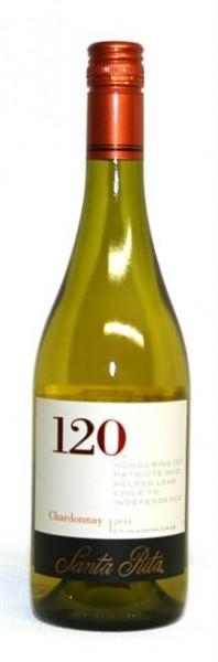 Santa Rita 120 Chardonnay trocken Casablanca Chile 0,75 l