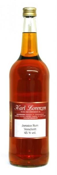 Jamaica Rum Verschnitt 45% vol. lose vom Fass