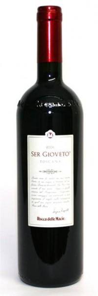 Ser Gioveto Rosso Rocca delle Macie Premium IGT Toscana 0,75 l
