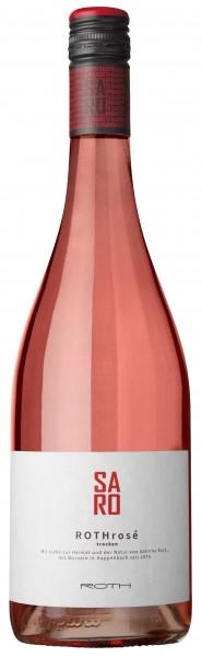 ROTH Rosé trocken Q.b.A. Weingut Roth Württemberg 0,75l