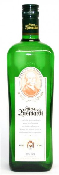 Fürst Bismarck Doppelkorn 38% vol. 0,75 l