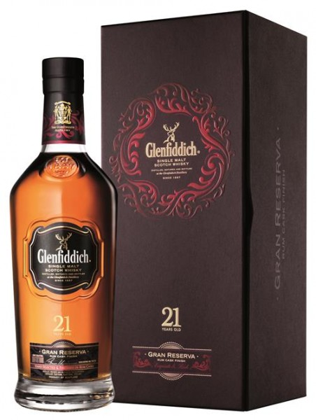 Glenfiddich 21 Jahre 40% vol. Highland Single Malt 0,7 l