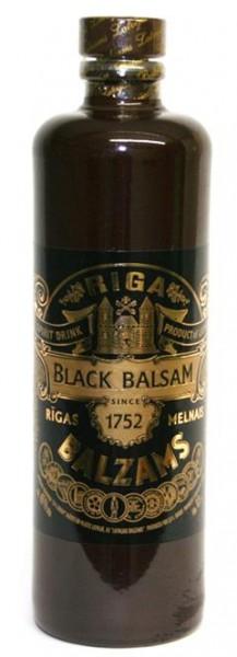 Riga Black Balsam 45% vol. Kräuter Bitter 0,5 l
