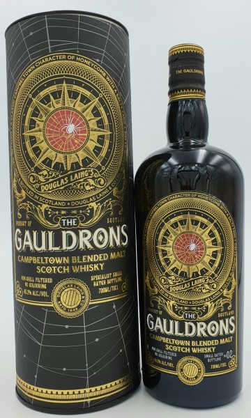The Gauldrons Douglas Laing's Campbeltown blended Malt Blended Malt 46,2% vol. 0,7 l