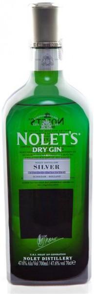 Nolet´s Dry Gin 47,6% vol. 0,7l aus den Niederlanden 0,7 l