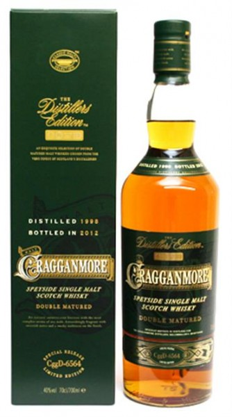 Cragganmore-Distillers Edition 40% vol. Port Wood Finish 0,7 l