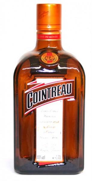 Cointreau Liqueur 40% vol. Orangenlikör aus Frankreich 0,7 l