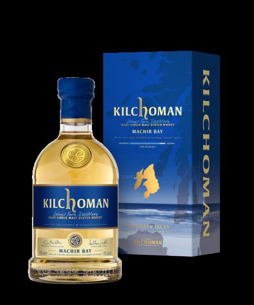 """Kilchoman """"Machir Bay"""" 46%vol. 0,7 l Islay Single Malt Whisky"""