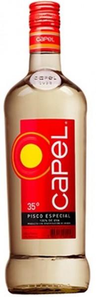 Pisco Capel Especila 35% vol. 0,7l 100% D' UVA
