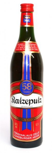 Ratzeputz 58% vol. 0,7 l