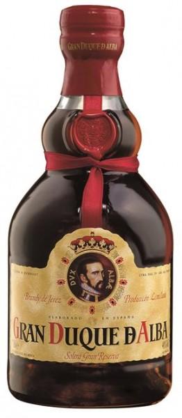 Gran Duque d'Alba 40% vol. Solera Gran Reserva Brandy 0,7 l
