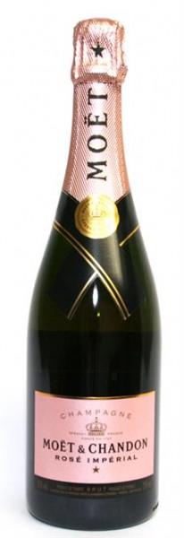 Champagner Moet & Chandon Rose Imperial Brut 0,75 l