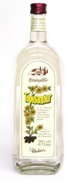 Topinambur 38% vol. 0,7 l herbe, badische Spezialität