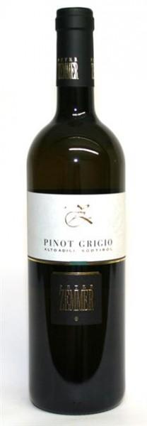 Pinot Grigio DOC Alto Adige Peter Zemmer Südtirol 0,75 l
