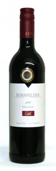 Dornfelder QbA trocken Weingut Keth Rheinhessen 0,75 l
