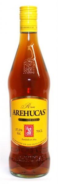 Ron Arehucas Carta Oro 37,5% vol. 0,7 l 1-jähriger, von den Kanarischen Inseln