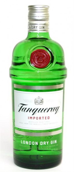 Tangueray London Dry Gin Special Dry 47,3% vol. 0,7 l