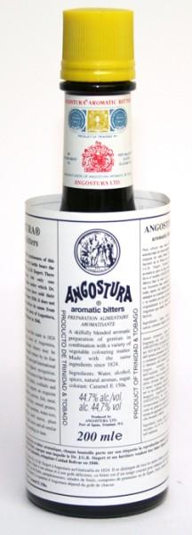 Angostura Aromatic Bitters 44,7% vol. aus Trinidad 0,1l