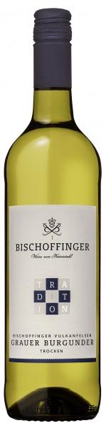 Grauer Burgunder Bischoffinger Tradition QbA trocken WG Kaiserstuhl 0,75 l