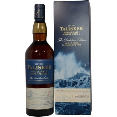 Talisker Distillers Edition 2005er 2015er bottled 45,8% vol. Amaroso 0,7 l