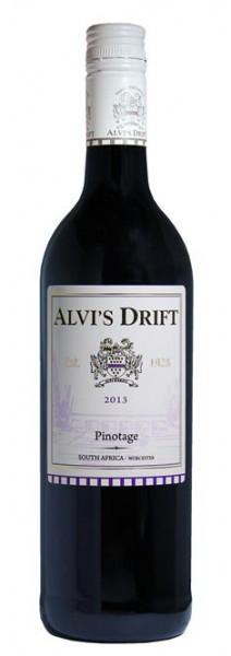 Alvi´s Drift Pinotage Signature, Südafrika