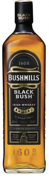 Bushmills Black Bush Special Irish Whisky 40% vol. 0,7 l