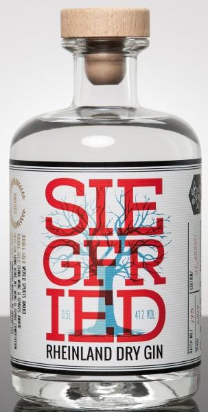 Siegfrieg Gin Rheinland Dry Gin, 41% vol. 0,5l