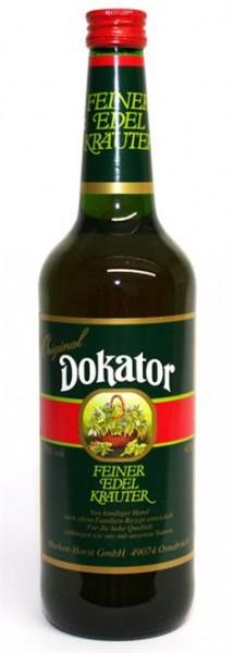 Original Dokator 35% vol. 0,7 l