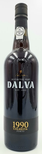Dalva Colheita 1990'er Portwein 20% vol. 0,75l