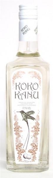 Koko Kanu 37,5% vol., 0,7 l Original Jamaika Coconut Rum Liqueur