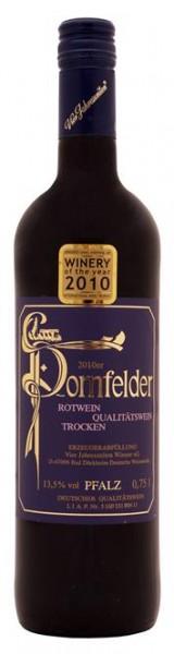 Dornfelder Rotwein QbA trocken Vier Jahreszeiten Pfalz 0,75 l