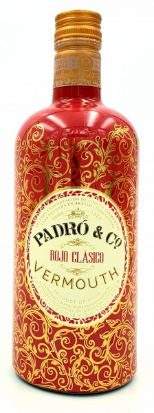 Padro & Co. Rojo Classico Vermouth 18% vol 0,75l