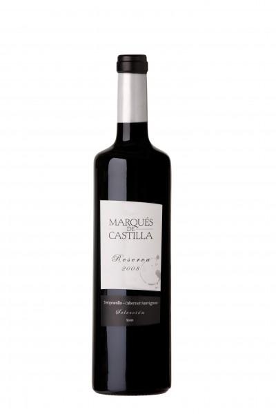Marques de Castilla Reserva Tempra. Cab-Sav. la Mancha Spanien 0,75