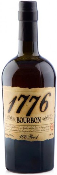 1776 Bourbon Whisky 50% vol. aus Kentucky, 0,7 l