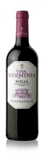 Vina Herminia Tinto Tempranillo DOCa Rioja Spanien 0,75 l