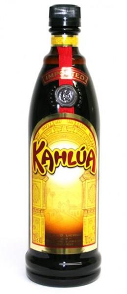 Kahlua Coffee Liqueur 20% vol. Premium-Kaffee-Likör aus Mexico 0,7 l