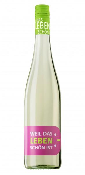 Weil das Leben schön ist.... Weißwein Fürstlich Castell 0,75 l