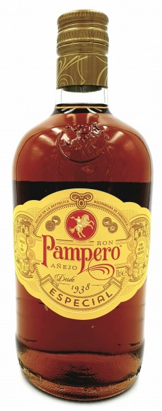 Pampero Anejo Especia Rum 40% vol. Rum aus Venezuela 0,7 l