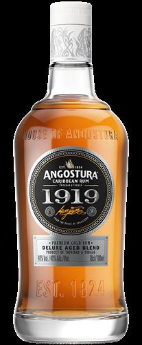 ANGOSTURA 1919 Rum 8 Jahre 40% vol. Premium Rum from Trinidad & Tobago 0,7 l