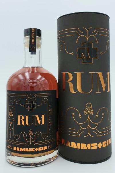 Rammstein Rum 40% vol. 0,7 l