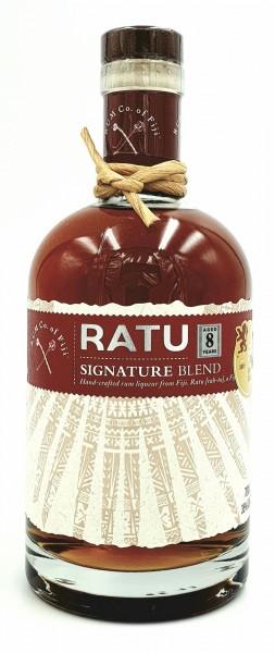 RATU Signature blend Rum 8 Jahre 35%vol. 0,7l