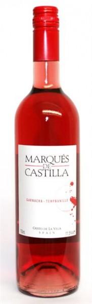 Marques de Castilla Rosado Garna. Tempra. la Mancha Spanien 0,75 l
